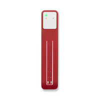 Moleskine Booklight, Scarlet Red