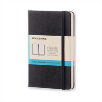 Moleskine Classic Notebook, XL, Dotted, Black, Hard Cover