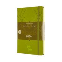 Moleskine Limited Edition Notebook Harry Potter, Large, Ruled, Book 4, Geranium Red
