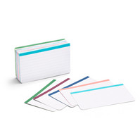 Poppin Jewels 3 x 5 Index Cards, Set of 100