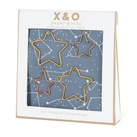 Star Paper Clips 7x3.5