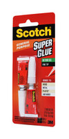 Scotch Super Glue Gel, 2pk