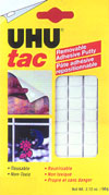 Uhu Tac Removable Adhesive