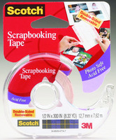 3M #2002 Removable DocumentMounting Tape