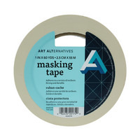 Art Alternatives Masking Tape, 1 x 60 yds. Roll