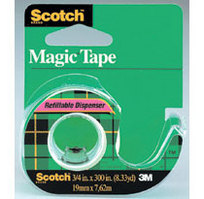 CLEAR SCOTCH TAPE