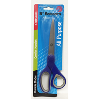 Avantix 8 All Purpose Adult Scissors Assorted Colors