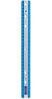 B 12 12in. Plastc Ruler