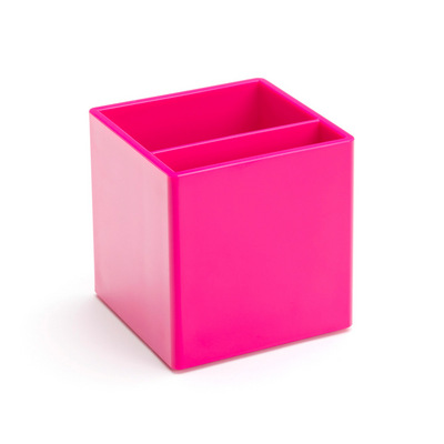 Poppin Pink Pen Cup