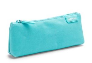 Poppin Aqua Pencil Pouch