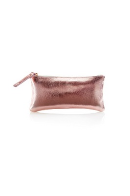 Miquel Rius Rose Gold Pencil Pouch