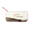Pouch by Compendium Expect great things