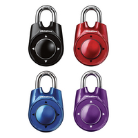 Master Lock 1500iD Speed Dial Set Your Own Combination Directional Padlock