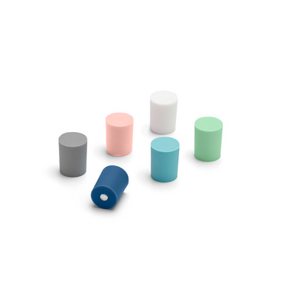 Poppin Assorted Magnets, Set of 6