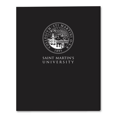 Roaring Spring Laminated 2 Pocket Folder, 11.75  x 9.5
