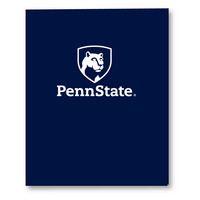 Penn State Nittany Lions Roaring Springs Imprinted Laminated Portfolio