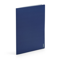 Poppin Navy  Mint 2Pocket Poly Folder