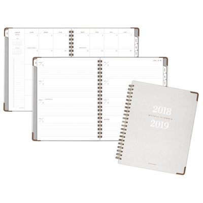 ATAGLANCE Signature Collection Academic WeeklyMonthly Planner