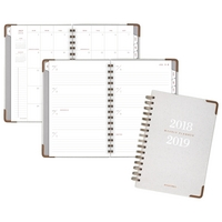 ATAGLANCE Signature Collection Academic WeeklyMonthly Planner, Hardcover