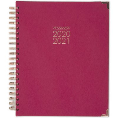 AT A GLANCE  Harmony Academic WeeklyMonthly Planner, Hardcover