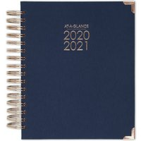AT A GLANCE  Harmony Academic DailyMonthly Planner, Hardcover