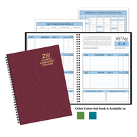 Academic Shimmer Student Assignment Planner 9.5x7