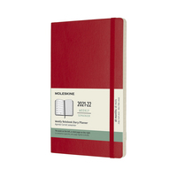 Moleskine 2022 Large Soft Cover 18M Weekly Planner