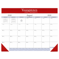 Academic Desk Pad Calendar
