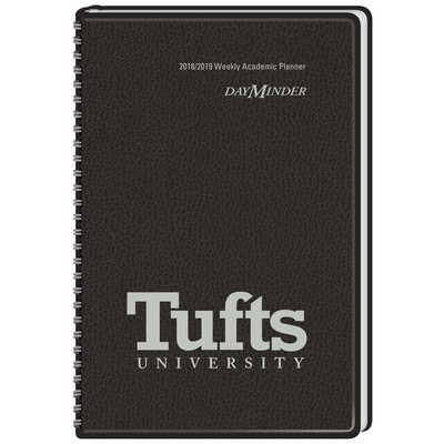 tufts university bookstore dayminder academic weekly planner 13