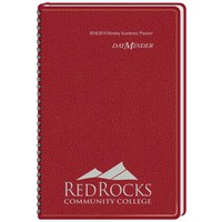AAG 1819 Imp Planner Red 8x5