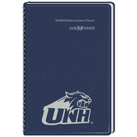 DayMinder Academic Weekly Planner, 13 Months, August Start, 4 78 x 8, Assorted Colors