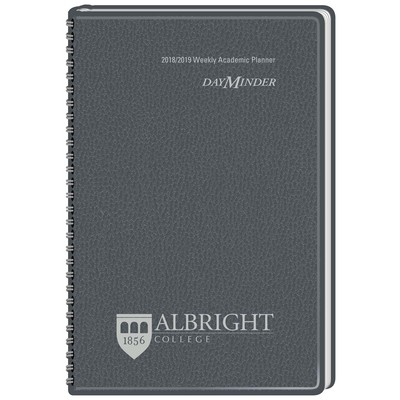 albright college bookstore dayminder academic weekly planner 13