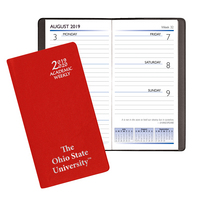 Academic Weekly Pocket Planner, 3.5x6.5