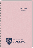 ACADEMIC PLANNER 201920 PINK