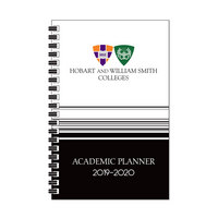 Mini Imprint Custom Traditional Planner 5.25x8