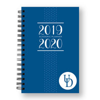Hard Cover Imprint Custom Traditional Planner 6.25x9