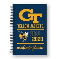 Hard Cover Spirit Planner 6x9