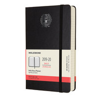 18 Month Moleskine Hard Cover Planner