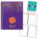 2020  2021 Soft Touch School Spirit Academic Planner. 7X9  full color inside