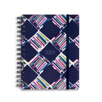 Vera Bradley 13 Month Student Planner Pencil Lighten Up