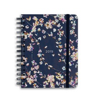 Vera Bradley 17 Month Medium Planner Cut Vines