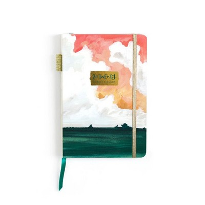 Sun Valley Landscape Petite Academic Planner, monthlyweekly calendar, 5x7, Aug 2019July 2020