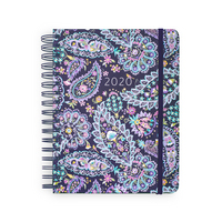 17 Month Large Planner, French Paisley