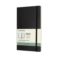Moleskine 2022 Large Soft  Cover 12 Month CY Weekly Planner