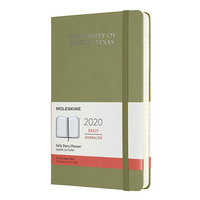 13 Month Moleskine Hard Cover Planner