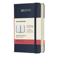 14 Month Moleskine Hard Cover Planner