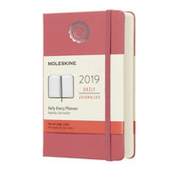 19 Month Moleskine Hard Cover Planner