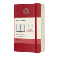 20 Month Moleskine Hard Cover Planner