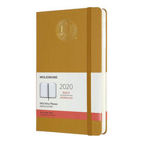 21 Month Moleskine Hard Cover Planner