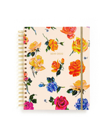 LARGE PLANNER, COMING UP ROSES